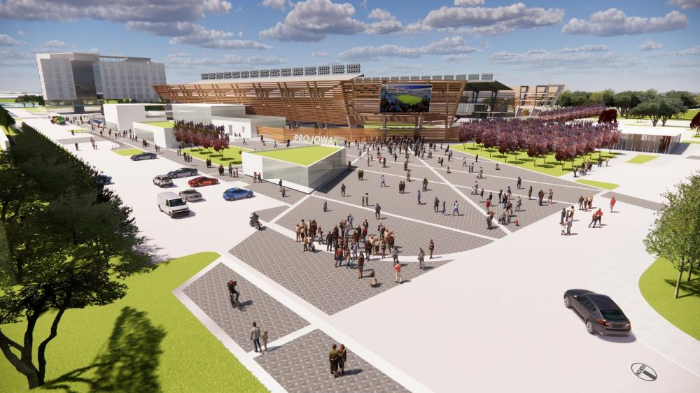Details of $535 Million Proposed Soccer Stadium Project Revealed