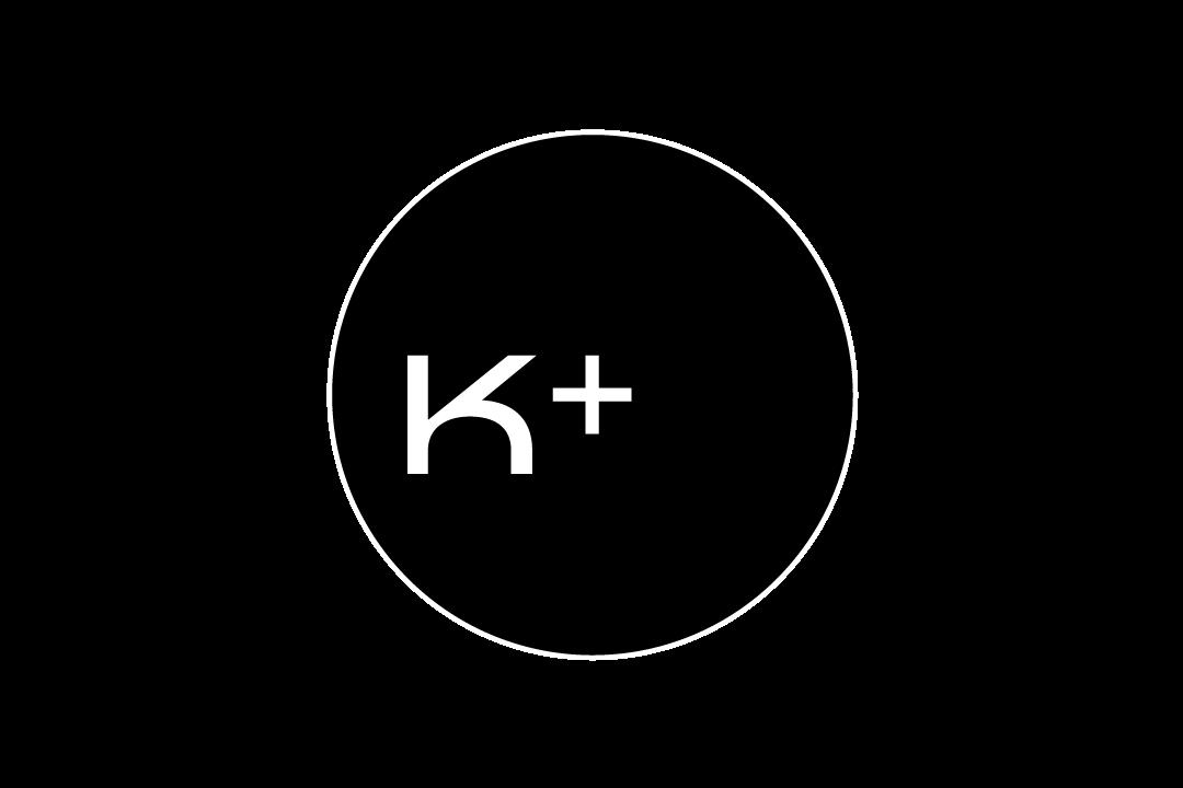 Krause+ badge logo